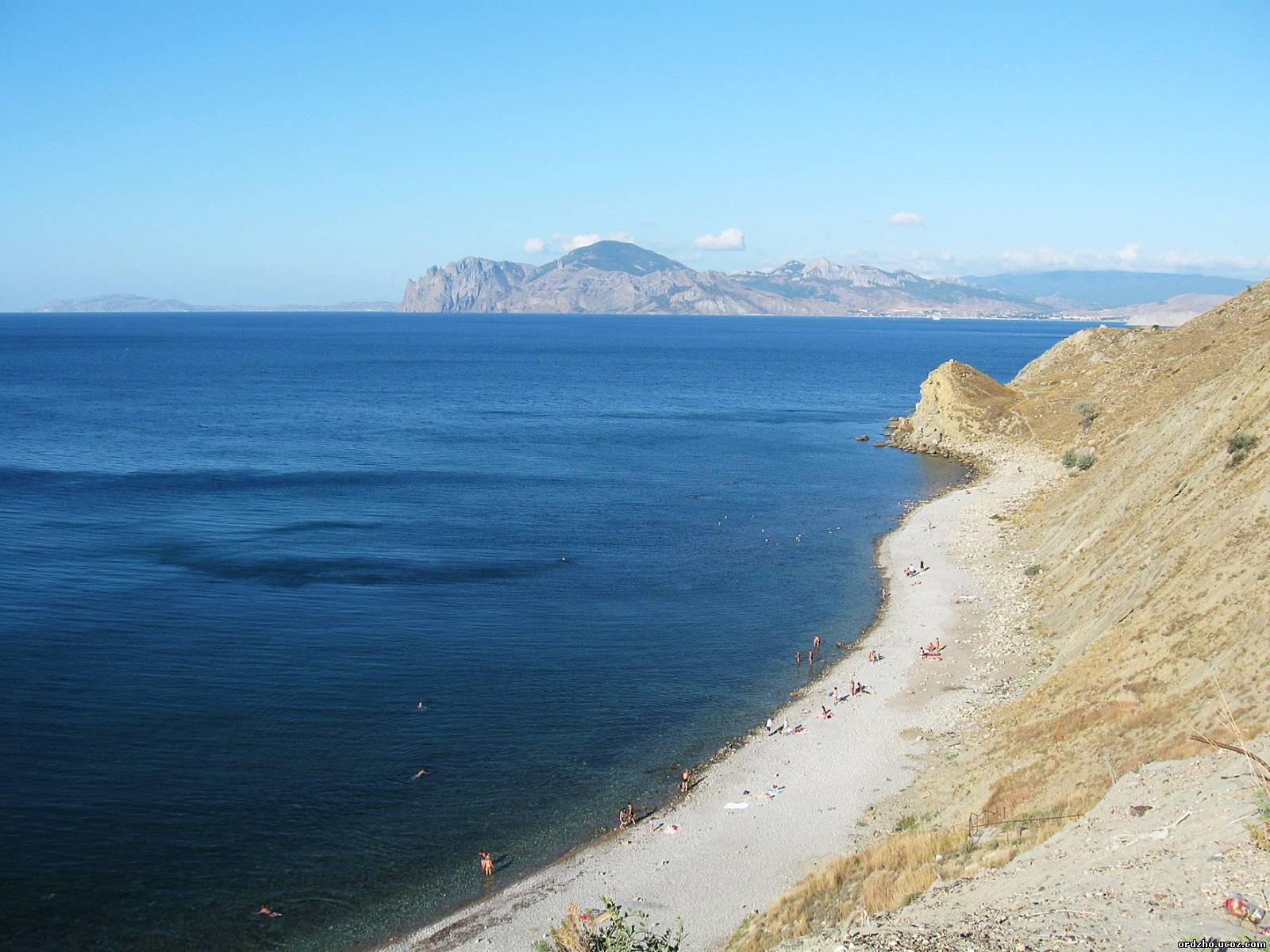 Нудистские пляжи в   Poravkrymru