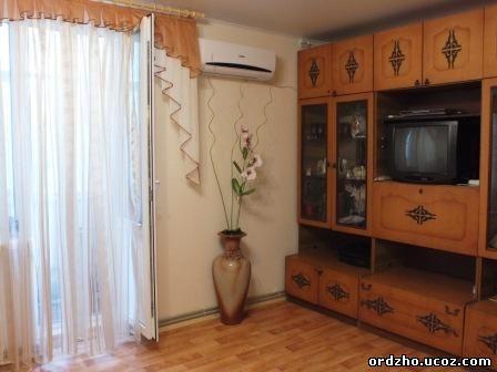 Снять - Однокомнатная квартира в Орджоникидзе