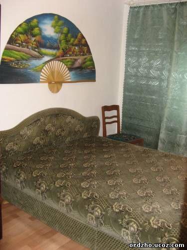 Частный отдых в доме в Орджоникидзе
