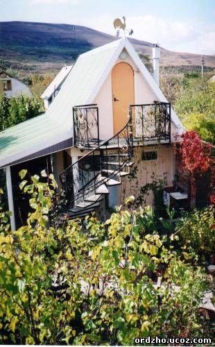 Частный гостевой дом «Ласточкино гнездо»